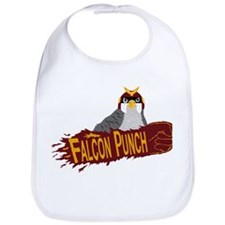 Falcon Punch Bib