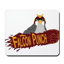 Falcon Punch Mousepad