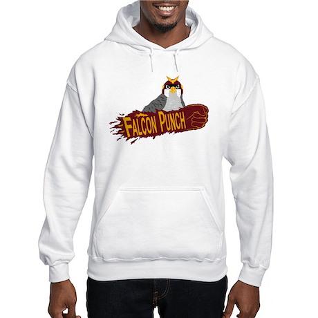 Falcon Punch Hooded Sweatshirt