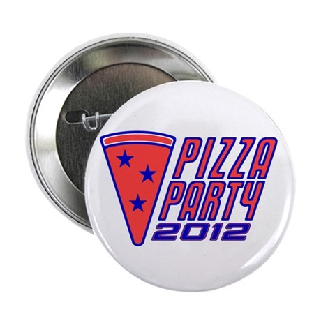 "Join the Pizza Party 2.25"" Button"