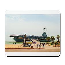 USS Lex_TGP1289.jpg Mousepad