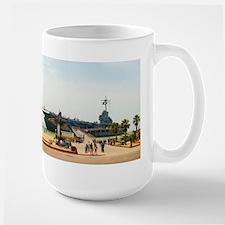 USS Lex_TGP1289.jpg Large Mug