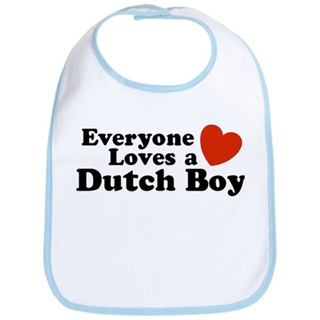 Everyone Loves a Dutch Boy Bib
