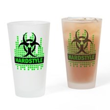 Hardstyle Drinking Glass