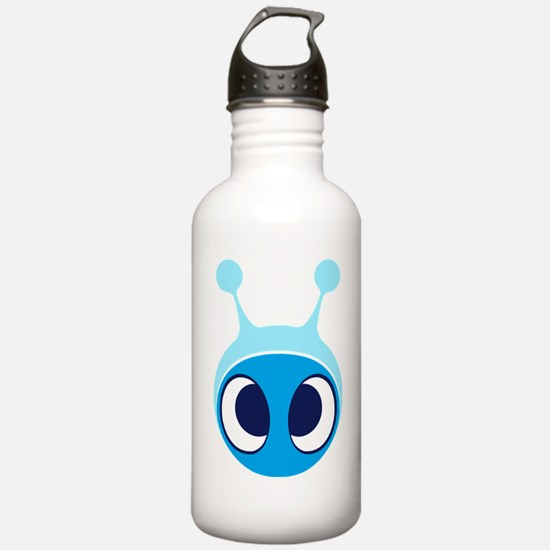 Cute Satoshi Water Bottle