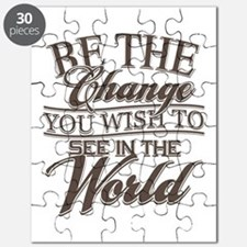 Be The Change Puzzle