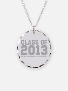 2013 Graduation Necklace