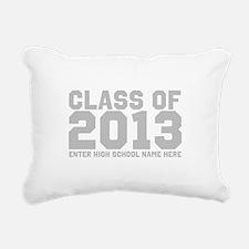 2013 Graduation Rectangular Canvas Pillow