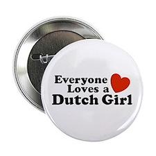 Everyone Loves a Dutch Girl Button