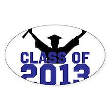 2013 Graduation Decal