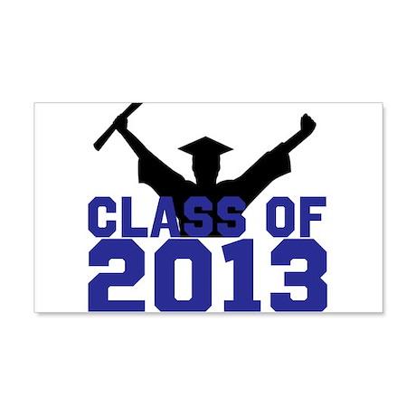 2013 Graduation 20x12 Wall Decal