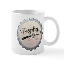 Trophy Husband Bottle Cap Mug