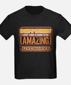 Don't Worry, Live Happy T