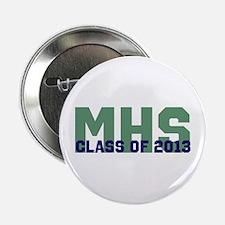 """2013 Graduation 2.25"""" Button (10 pack)"""