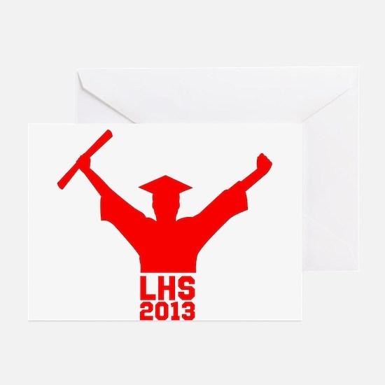 2013 Graduation Greeting Cards (Pk of 20)
