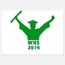 2014 Graduation 5x7 Flat Cards