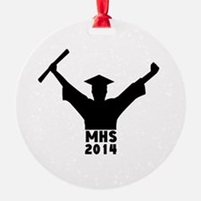 2014 Graduation Ornament