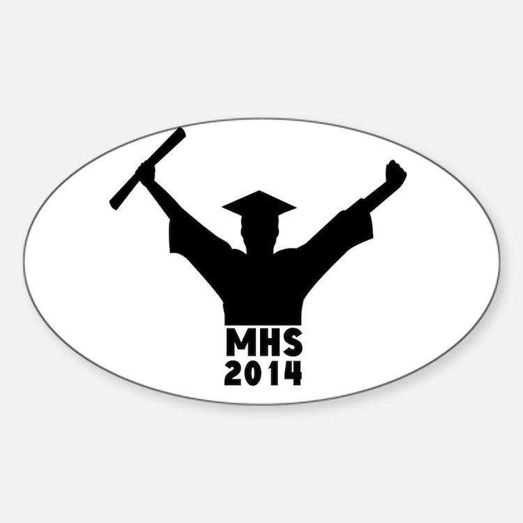 2014 Graduation Decal