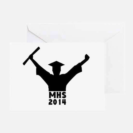 2014 Graduation Greeting Card