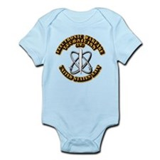 Navy - Rate - EW Infant Bodysuit