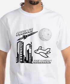 Science and Religion Shirt