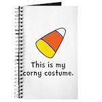Candy Corn Corny Costume Journal