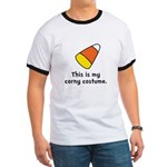 Candy Corn Corny Costume Ringer T