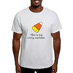 Candy Corn Corny Costume Light T-Shirt