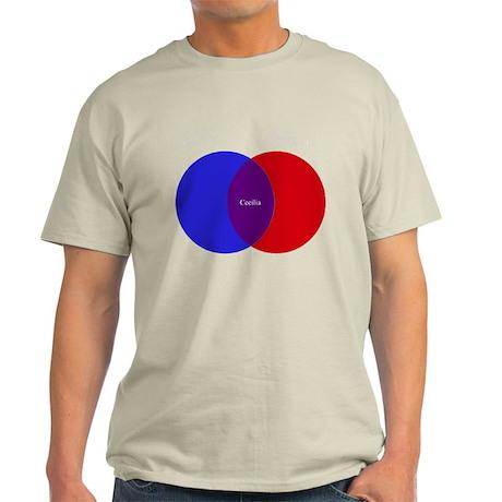Cecilia2 Light T-Shirt