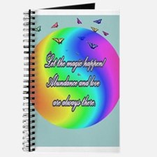 LET THE MAGIC HAPPEN! Journal
