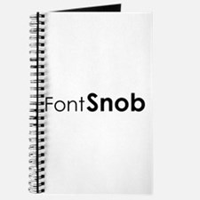 Font Snob Journal