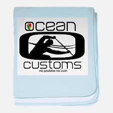 Ocean Customs/OC6 baby blanket