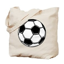 Soccer Ball Tote Bag