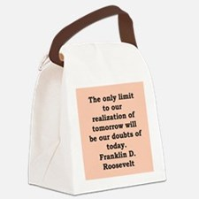 25.png Canvas Lunch Bag