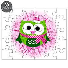 Winter owl Puzzle