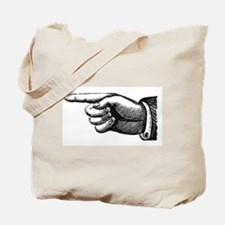 This Way Tote Bag
