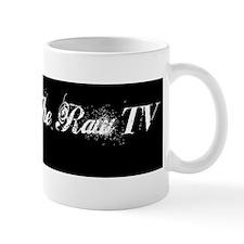 Kelli In The Raw TV Small Mug
