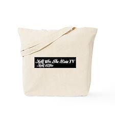 Kelli In The Raw TV Tote Bag