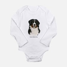 Unique Michael trafford Long Sleeve Infant Bodysuit