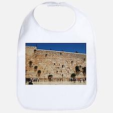 Western Wall (Kotel), Jerusalem, Israel Bib