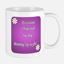 Assistant Principal by day Mommy by night Mug