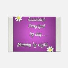 Assistant Principal by day Mommy by night Rectangl