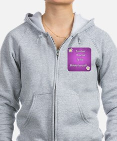 Assistant Principal by day Mommy by night Zip Hoodie