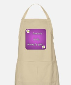 Beautician by day Mommy by night Apron