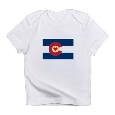 I Love Colorado Infant T-Shirt