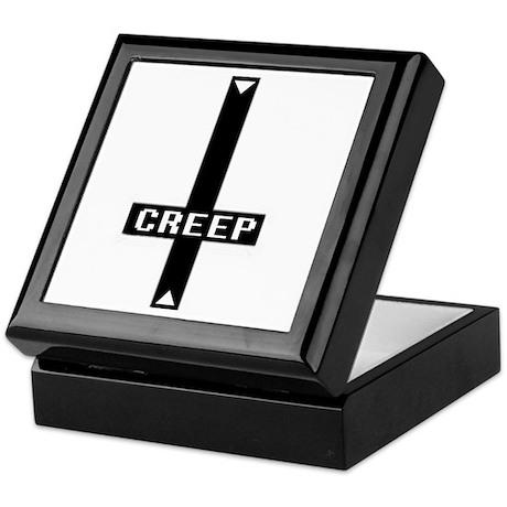 CREEP Keepsake Box