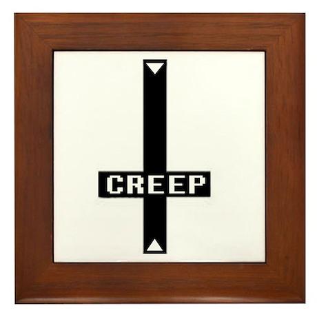 CREEP Framed Tile