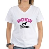 Doxie mama Tops