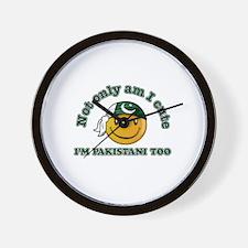 Cute and Pakistani Wall Clock