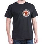 Tombstone Marshal Black T-Shirt
